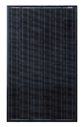 Astronergy 250 Watt 30 Volt Solar Panel - Black - CHSM 6610M-BL 250