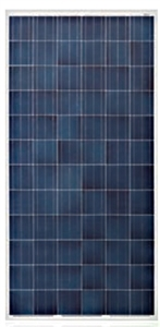 Astronergy CHSM6610P-BS-250 Wp > 250 Watt Poly Solar Panel Pallet - 28 Panels - 35mm frame