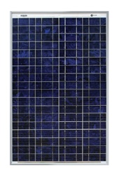 BP Solar 50 Watt 17 Volt Solar Panel - BP 350J