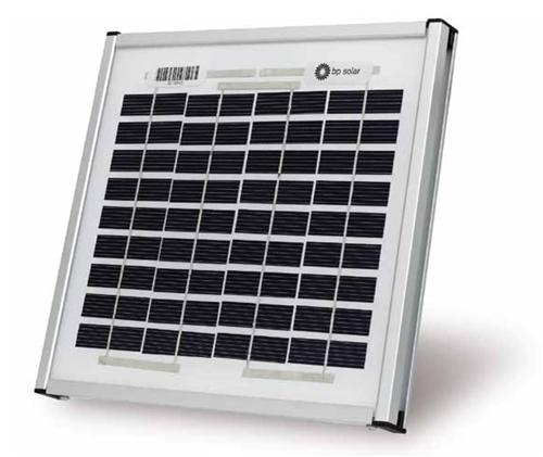 Bp Solar 5m 5 Watt Solar Panel C1d2