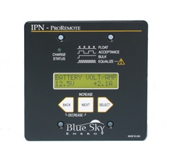 Blue Sky IPNPRO - IPN-ProRemote Display for SB2512i/iX & SB3024iL - No Shunt