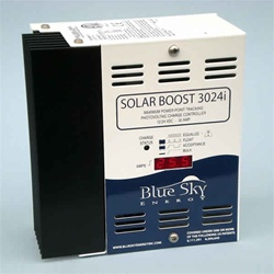 Blue Sky Solar Boost SB3024DiL - 30 Amp 12/24 Volt MPPT Charge Controller - Display Included