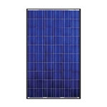 Canadian Solar CS6P-250P-BLK - 250 Watt Black Frame Solar Panel