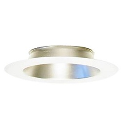 Cree-LT4-15WH White Diffuse Anodized Trim for Cree LR4