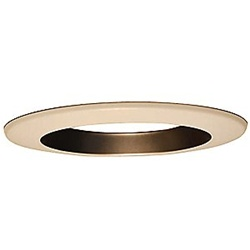 Cree-LT6AP Pewter Diffuse Anodized Trim for Cree LR6