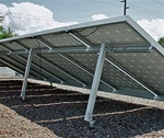 DPW Solar LPRGM - Power-Fab Custom Low Profile Roof/Ground Mount