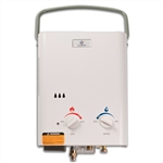 EccoTemp 1.3 GPM Portable Tankless Water Heater - Liquid Propane - L5