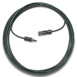 EcoCable Solar PV Cable 30 Foot Helios