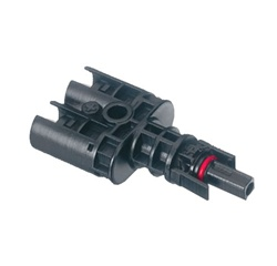 EcoCable Tyco Branch Connector - 1 Female, 2 Male - Positive
