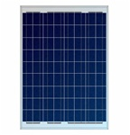 EcoDirect 125 Watt 18 Volt Solar Panel - VLS-125W