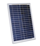 EcoDirect 20 Watt 17 Volt Solar Panel - VLS-20W