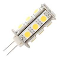 Halco JC20/2WW/LED - 2.4 Watt 3000K LED Light