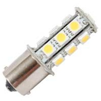 Halco JC20/2WW/BA15S/LED - 2.4 Watt 3000K LED Light