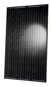 Hanwha Q Cells 270 Watt Mono Solar Panel Black Frame Q