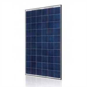 Hyundai HiS-M260RG-BF > 260 Watt Poly Solar Panel - Black Frame