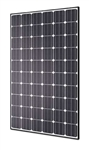 Hyundai HiS-S280RG > 280 Watt Mono Solar Panel - Black Frame