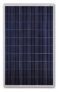 JA Solar JAP6-60-255-3BB > 255 Watt Solar Panel
