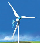 Kestrel 1000 Watt 200 Volt Wind Turbine - Grid-Tie - e300i