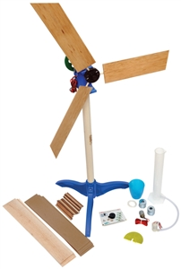 KidWind Advanced Wind Experiment Kit