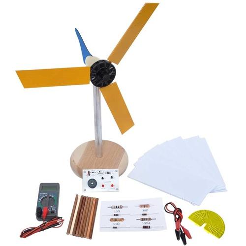 Kidwind Mini Wind Turbine With Blade Design Wind Farm