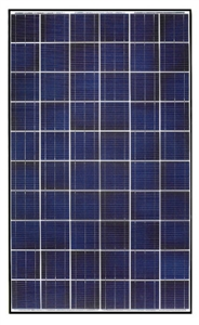 Kyocera KU270-6MCA > 270 Watt Solar Panel - Black Frame
