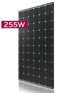 Lg Solar Lg255s1c G3 255 Watt 30 Volt Solar Panel