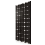 LG Solar LG270S1C-A3 - 270 Watt Black Solar Panel