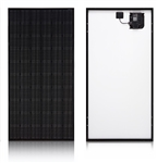 LG Solar - LG320E1K-A5 > 320 Watt Black Frame NeON™2 Black ACe Solar Panel, with Enphase IQ6+ Micro Inverter