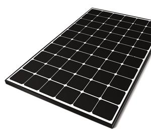 LG Solar - LG365Q1C-A5 > 365 Watt Black Frame NeON R Mono Solar Panel