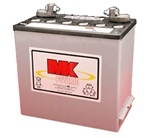 MK Battery 8A22NF - 12 volt 55 Amp Hour Sealed AGM Battery