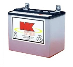 MK Battery 8AU1 - 12 Volt 32.5 Amp Hour Sealed AGM Battery
