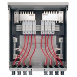 Midnite Solar MNPV8-MC4 - Pre-Wired Combiner Box
