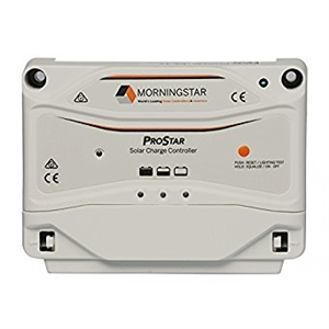 Morningstar ProStar 15 Amp 12/24 Volt PWM Charge Controller - PS-15