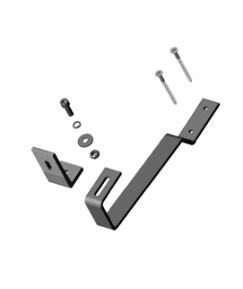 Mounting Systems 805-0018 - Stainless Steel Roof Hook for plain tiles