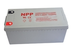 NPPower NPD12-200Ah > 12 Volt 130 Amp Hour AGM Battery