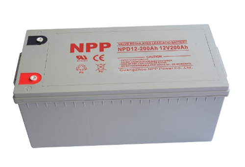 nppower 12 volt 200 amp hour agm battery npd12 200ah. Black Bedroom Furniture Sets. Home Design Ideas