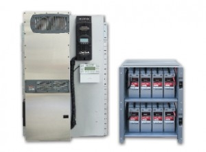 OutBack SystemEdge SE-420RE > 4kW FLEXpower Radian plus 20kWh Energy Storage Package