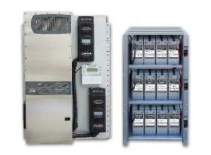 OutBack SystemEdge 830NC > 8kW FLEXpower Radian plus 30kWh Energy Storage Package