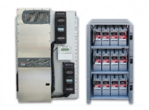 OutBack SystemEdge 830RE > 8kW FLEXpower Radian plus 30kWh Energy Storage Package