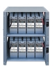 Outback IBR-2-48-175 - 2 Shelf Integrated Battery Rack