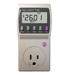 P3 International Kill A Watt EZ Meter - P4460