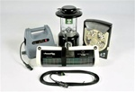 PowerFilm PowerPack + Plus - Solar Powered Portable Lighting and Climate Kit