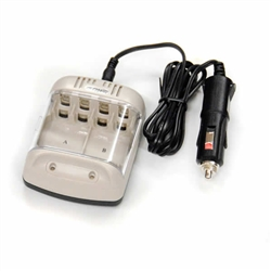 PowerFilm 12 Volt Battery Charger Pack for AA and AAA, RA-3B