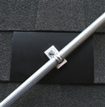 Quick Mount PV QMCC B - BLACK Classic Conduit Mount
