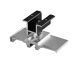 "Quick Mount PV Quick Rack - 2"" 35mm Panel Clamp Assembly Set - QMQR-CP35.2 B 24"