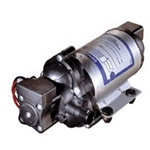 SHURflo Delivery Pump, Premium Pump w/ Sealed Motor, 3.6 GPM, 24VDC, 2088-573-534