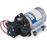 SHURflo 3.3 GPM 115 Volt Deluxe Flow Delivery Pump - 2088-594-154