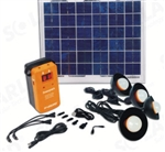 Solarland USA BSS-00106LB4 > Solar Powerpack 10.0 - Emergency Solar Lighting System