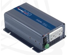 Samlex SA-300-124 - 300 Watt 24 Volt Inverter - Pure Sine Wave