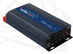 Samlex SAM-3000-12 - 3000 Watt 12 Volt Inverter - Modified Sine Wave
